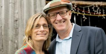 Martha and Todd Lucier