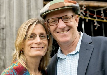 Martha and Todd Lucier