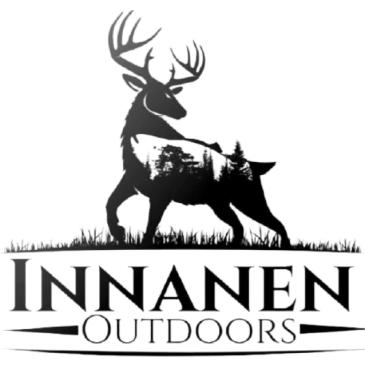 a company badge for innanen outdoors